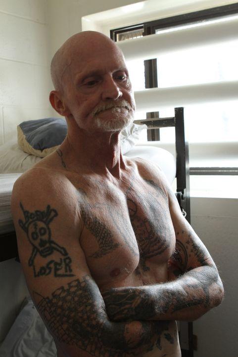 Teil einer großen Gefängnis-Stadt: Straftäter Oran Brumley ... - Bildquelle: Marcus Burnett 2010 NGC Network US, LLC All Rights Reserved