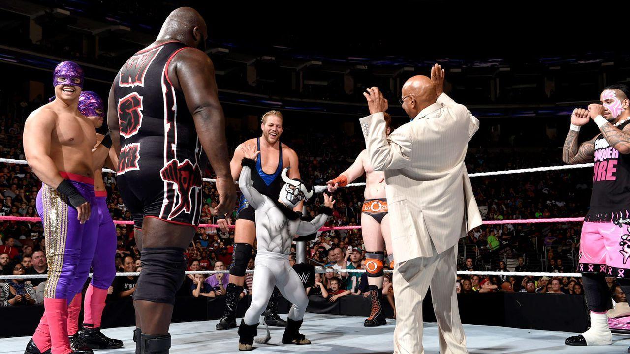 SmackDown vom 11. Oktober5