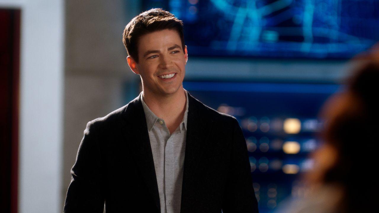Barry Allen (Grant Gustin) - Bildquelle: Warner Bros. Entertainment Inc. All Rights Reserved.
