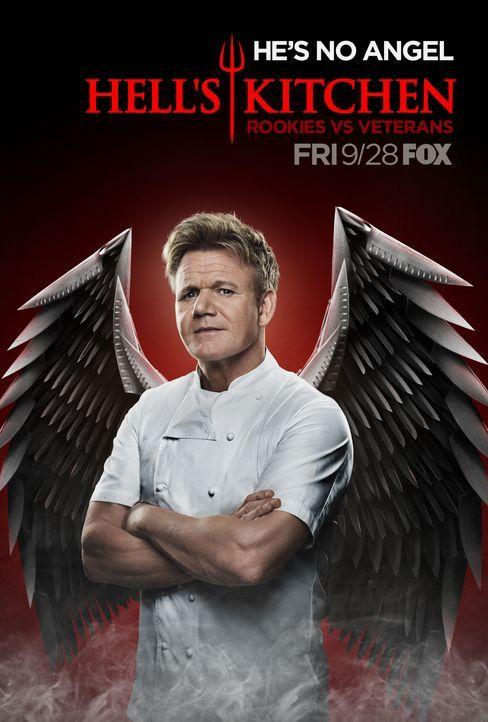 (Staffel 18) - Hell's Kitchen mit Gordon Ramsay - Artwork - Bildquelle: ITV Studios Limited 2017