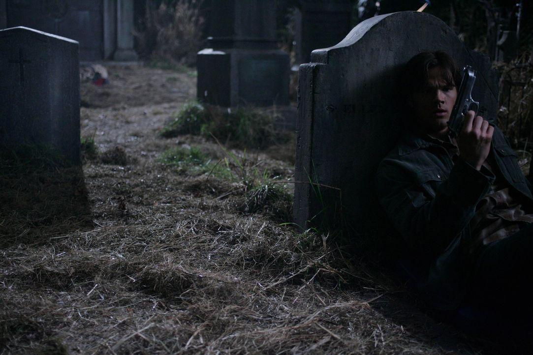Er verdankt seinem Bruder das Leben, der für ihn einen tödlichen Deal mit einem weiblichen Dämon eingegangen ist: Sam (Jared Padalecki) ... - Bildquelle: Warner Bros. Television