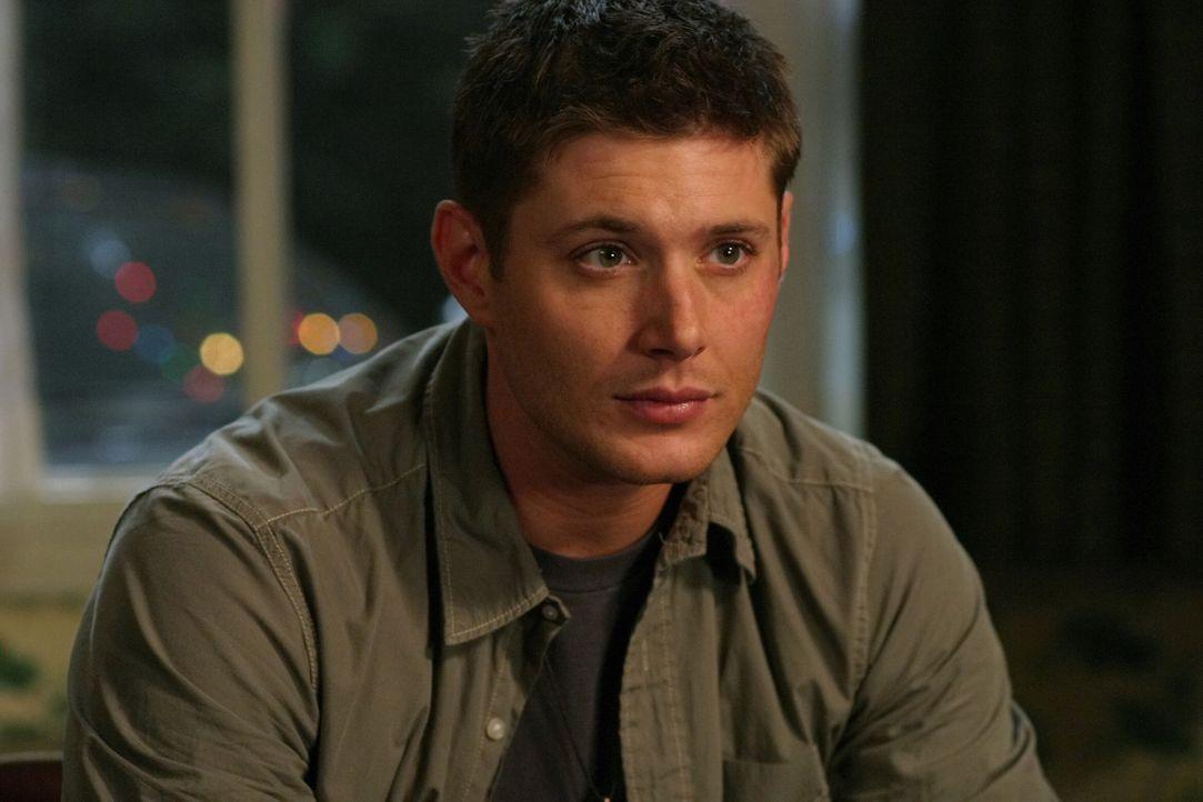 Ausgerechnet vor Weihnachten stoßen Sam und Dean (Jensen Ackles) auf eine geheimnisvolle Mordserie, bei der die Opfer anscheinend durch den Kamin au... - Bildquelle: Warner Bros. Television