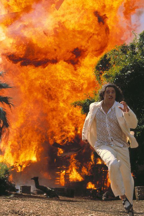 Schon bald muss Drogenboss Elliot (Brendan Fraser) erkennen, dass alles seine zwei Seiten hat ... - Bildquelle: The 20th Century Fox Film Corporation