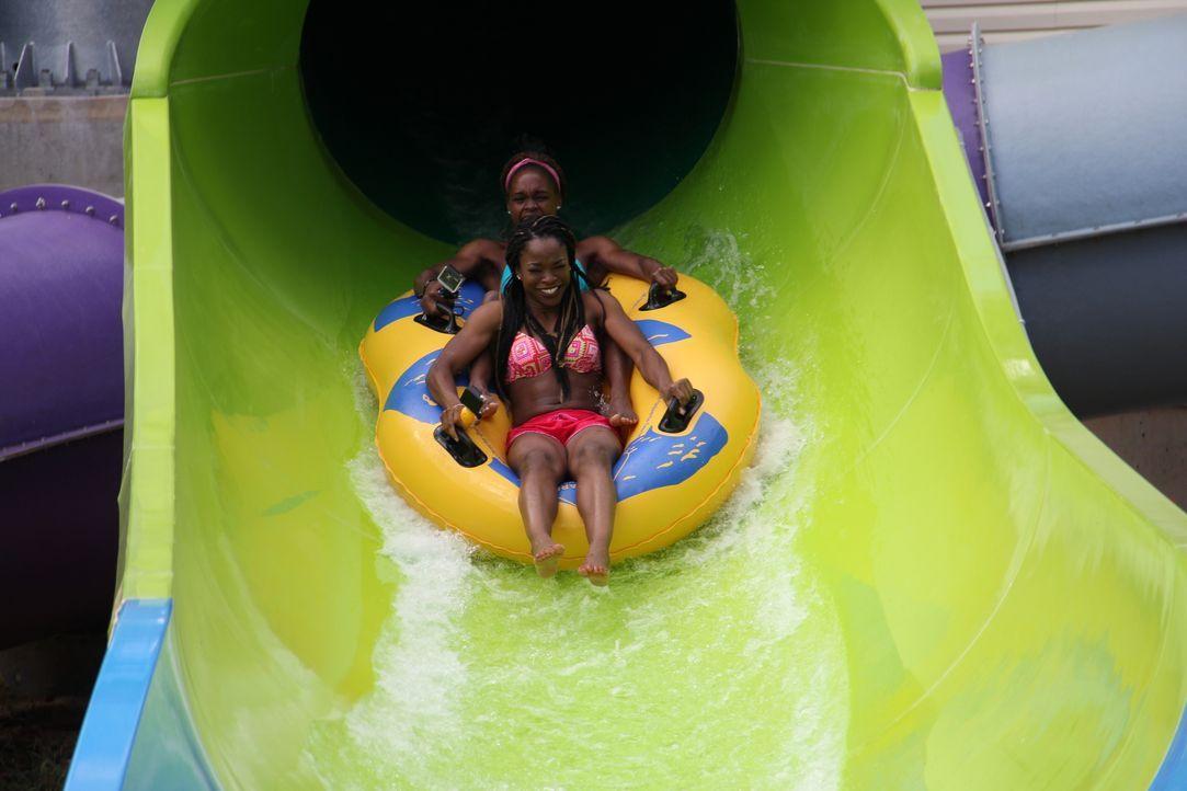 Heute wird der beliebte Beech Bend Wasserpark in Bowling Green, Kentucky getestet. Hält er, was er verspricht? - Bildquelle: 2016, The Travel Channel, L.L.C. All Rights Reserved.