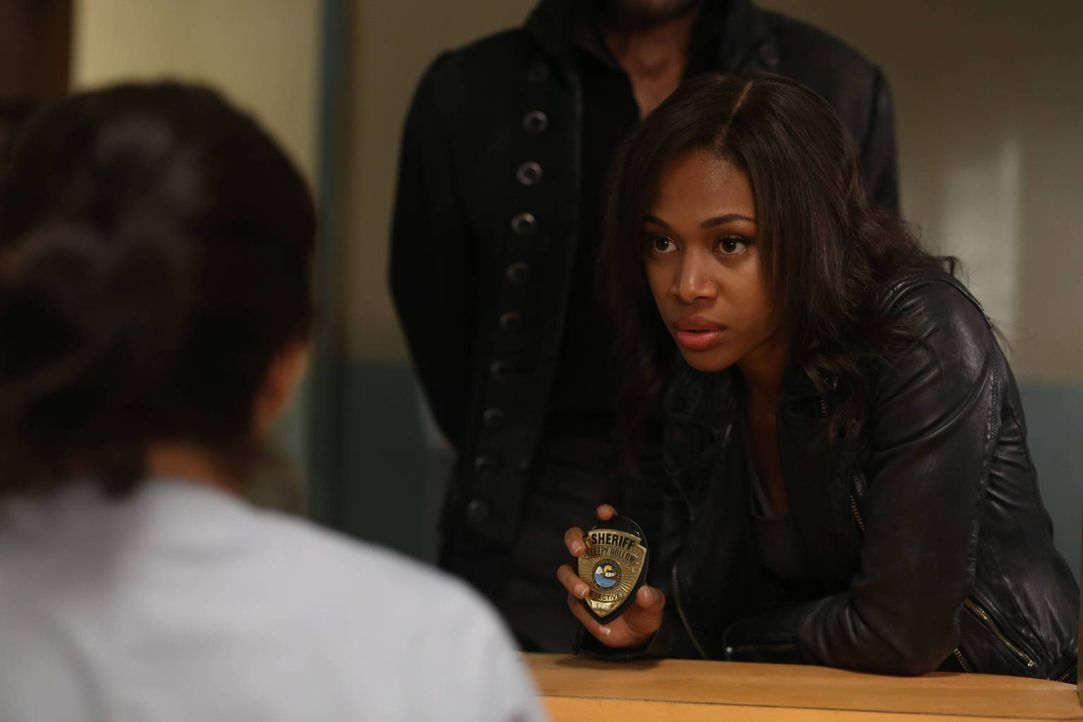Ihre Marke verschafft ihr doch nicht überall Zugang: Abbie (Nicole Beharie) ... - Bildquelle: 2014 Fox and its related entities. All rights reserved.