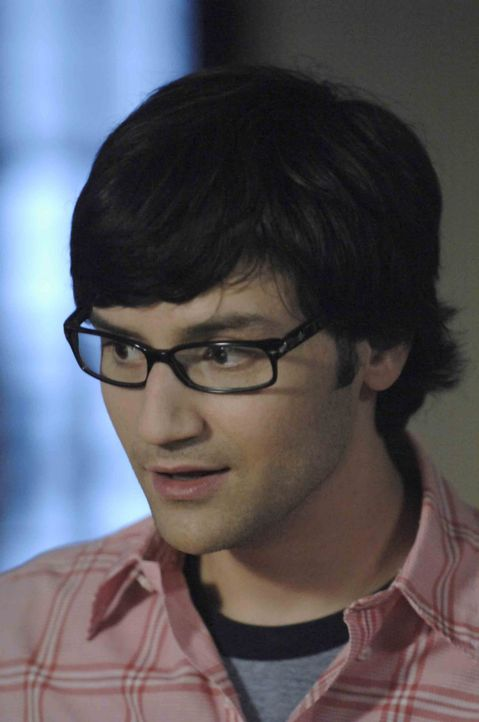 Als Marco (Richard Kahan) kurz seine Wohnung verlässt und wieder zurückkommt, ist Rückkehrer Curtis verschwunden ... - Bildquelle: Viacom Productions Inc.