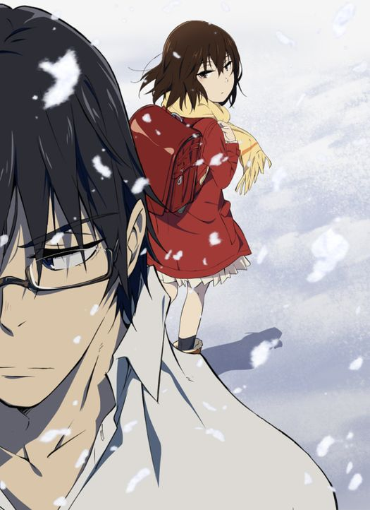Erased - Artwork - Bildquelle: 2016 Kei Sanbe/KADOKAWA/Bokumachi Animation Committee