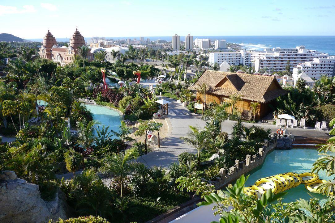 Dieses Mal wird der Siam Park in Costa Adeje auf Teneriffa getestet, der als bester Wasserpark der Welt ausgezeichnet wurde ... - Bildquelle: 2016, The Travel Channel, L.L.C. All Rights Reserved.