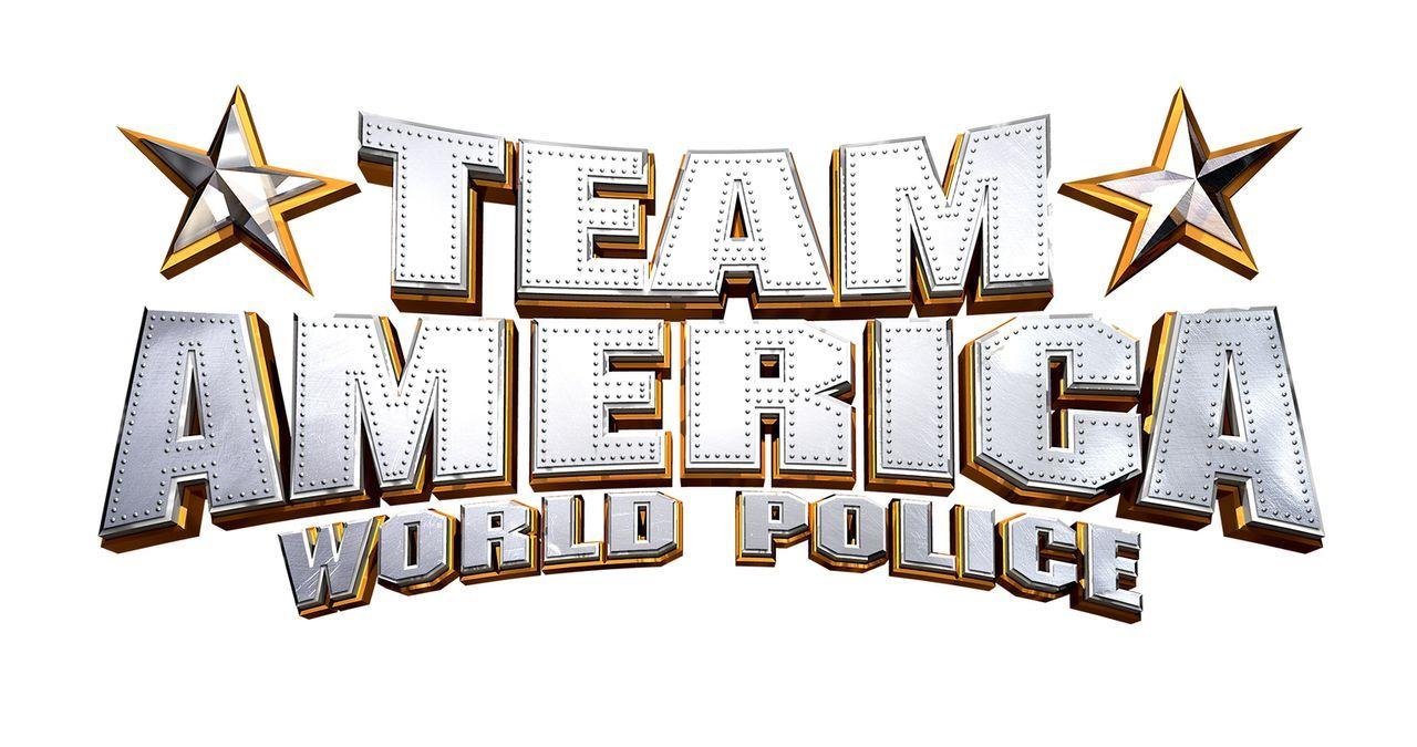 TEAM AMERICA - Logo - Bildquelle: Paramount Pictures