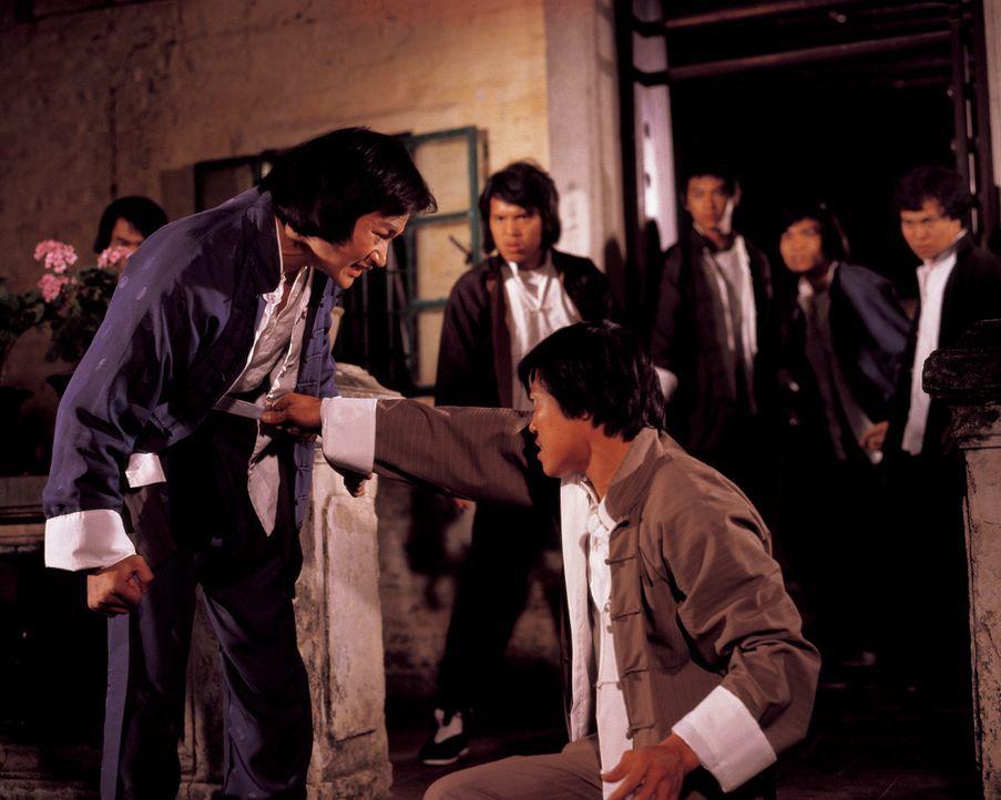 Kung-Fu-Abenteuer aus den 70er Jahren: Als Fang seinen Freund und Kung-Fu-Me... - Bildquelle: Licensed by peppermint enterprises Ltd. & Co. KG