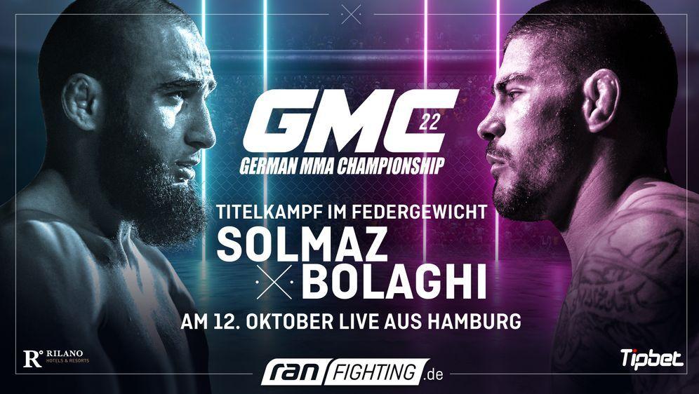 ran Fighting: GMC22 - Bildquelle: ProSieben MAXX/Seven Sport