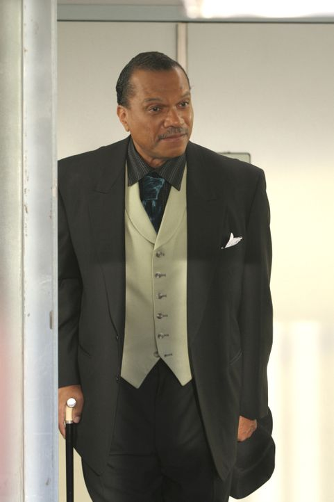 Ein besonderer Gast im Krankenhaus: Billy Dee Williams (Billy Dee Williams) ... - Bildquelle: Touchstone Television
