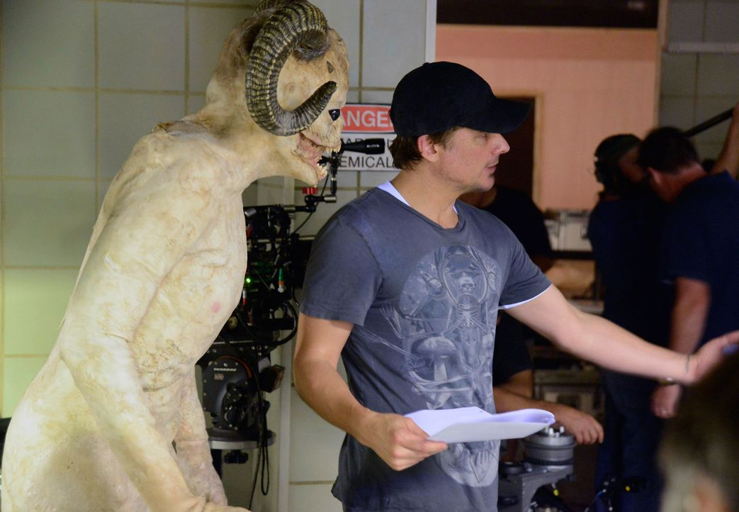 Backstage am Set von Sleepy Hollow - Bild11 - Bildquelle: 20th Century Fox and all of its entities all rights reserved