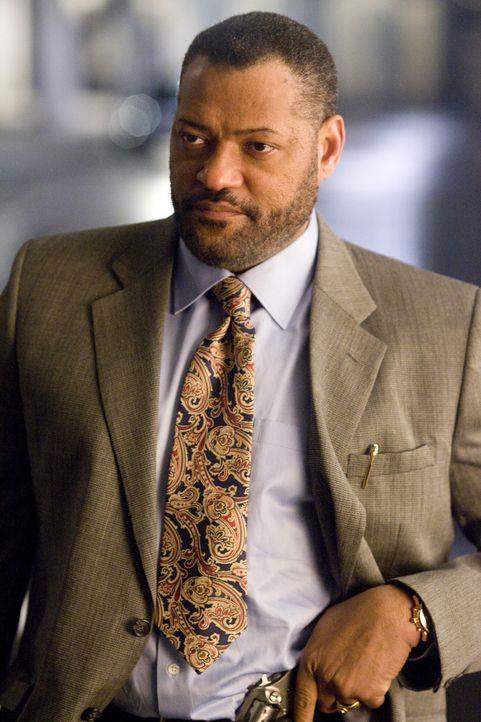 Cole Williams (Laurence Fishburne) hat vor Jahren seinen Job als Sicherheitschef in einem Casino verloren, als ihn der Superzocker Micky Rosa ausget... - Bildquelle: CPT Holdings, Inc. All Rights Reserved.