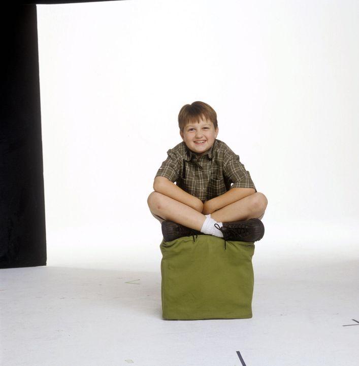 (1. Staffel) - Nachdem sich seine Eltern getrennt haben, lebt Jake (Angus T. Jones) mit seinem Vater und Onkel unter einem Dach. Keine leichte Situa... - Bildquelle: Warner Brothers Entertainment Inc.