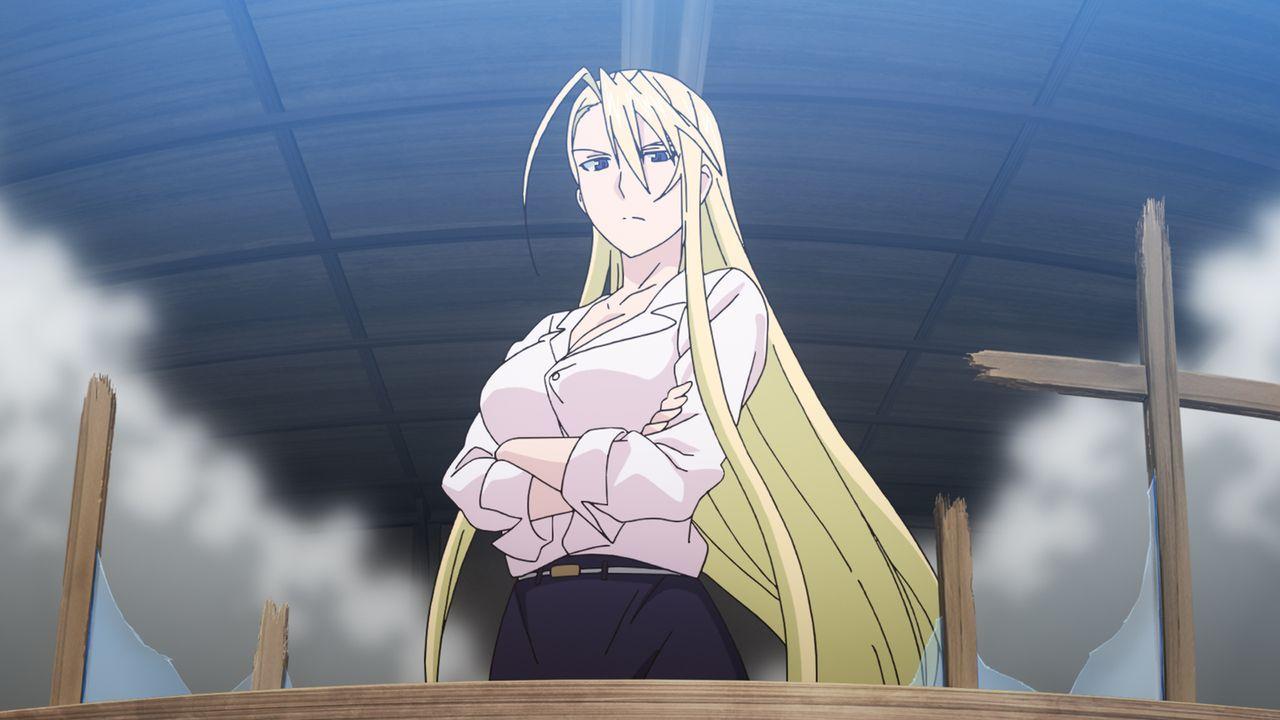 Yukihime - Bildquelle: Ken Akamatsu, KODANSHA/UQ NUMBERS. All Rights Reserved.
