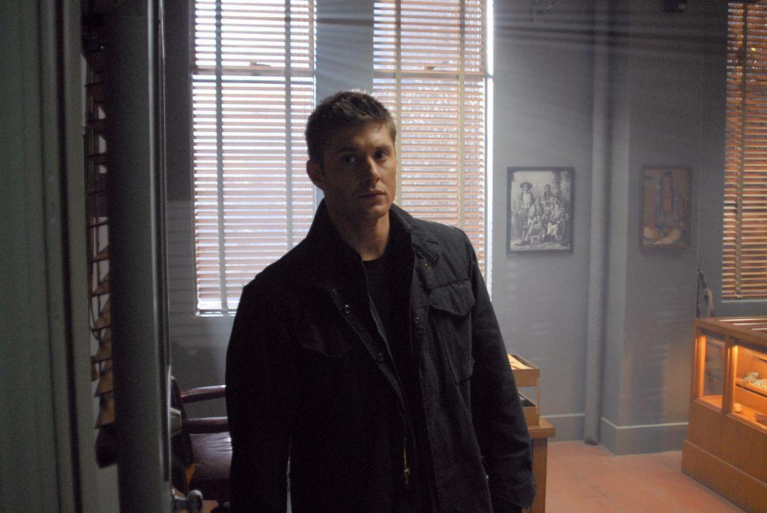 Auf einer neuen mysteriösen Mission: Dean (Jensen Ackles) ... - Bildquelle: Warner Bros. Television