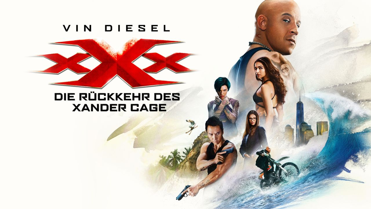 xXx: Return of Xander Cage - Artwork - Bildquelle: 2016 Paramount Pictures. All Rights Reserved.