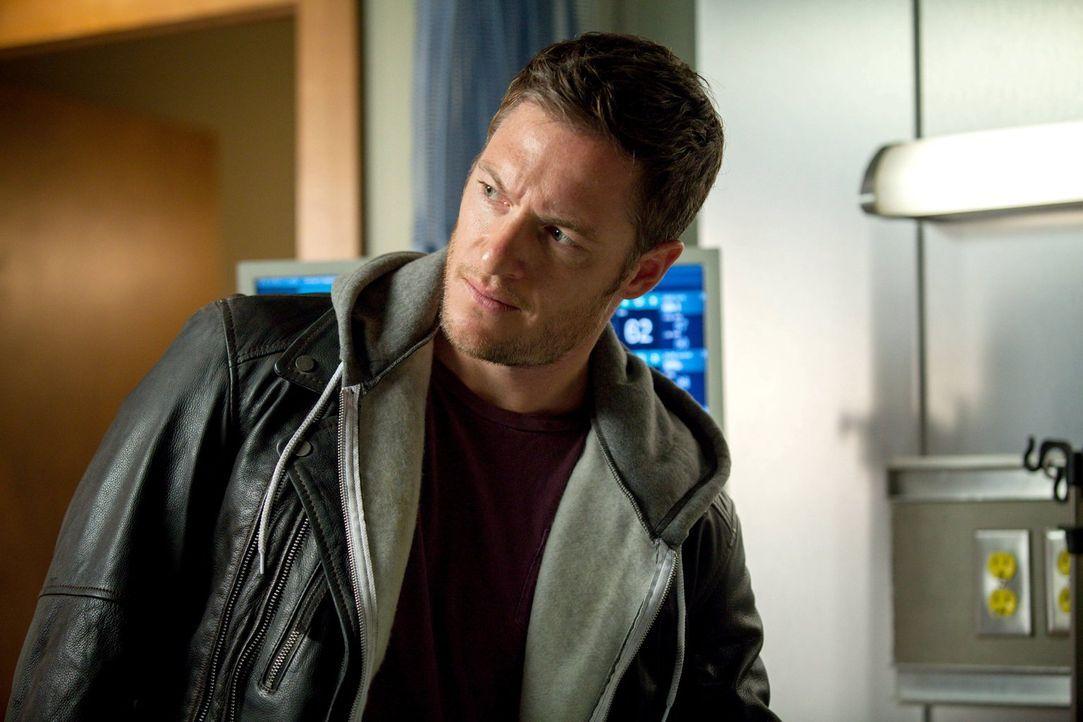 Will Ezekiel (Tahmoh Penikett) den Winchestern wirklich helfen oder verfolgt er seine ganz eigenen Ziele? - Bildquelle: 2013 Warner Brothers