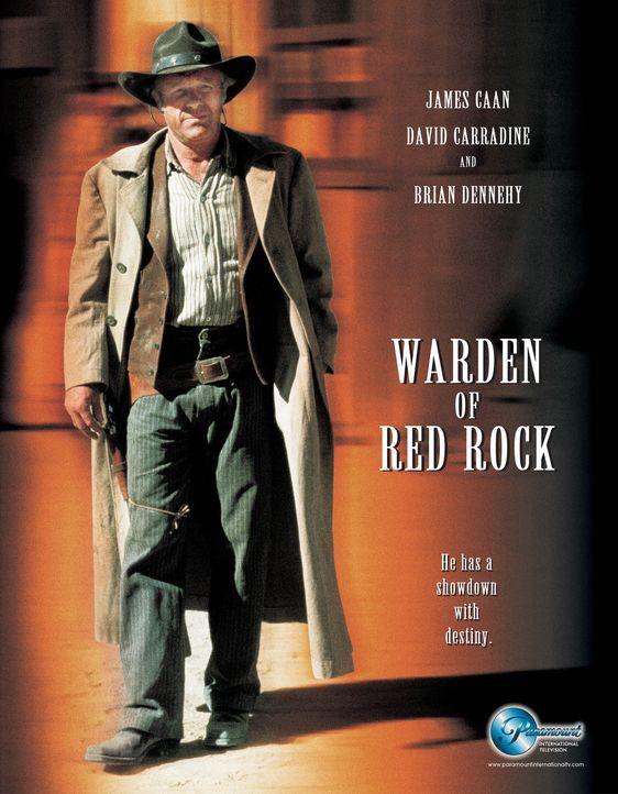 """""""Warden of Red Rock - Lebenslänglich hinter Gittern"""" - Filmplakat - Bildquelle: Paramount Pictures"""