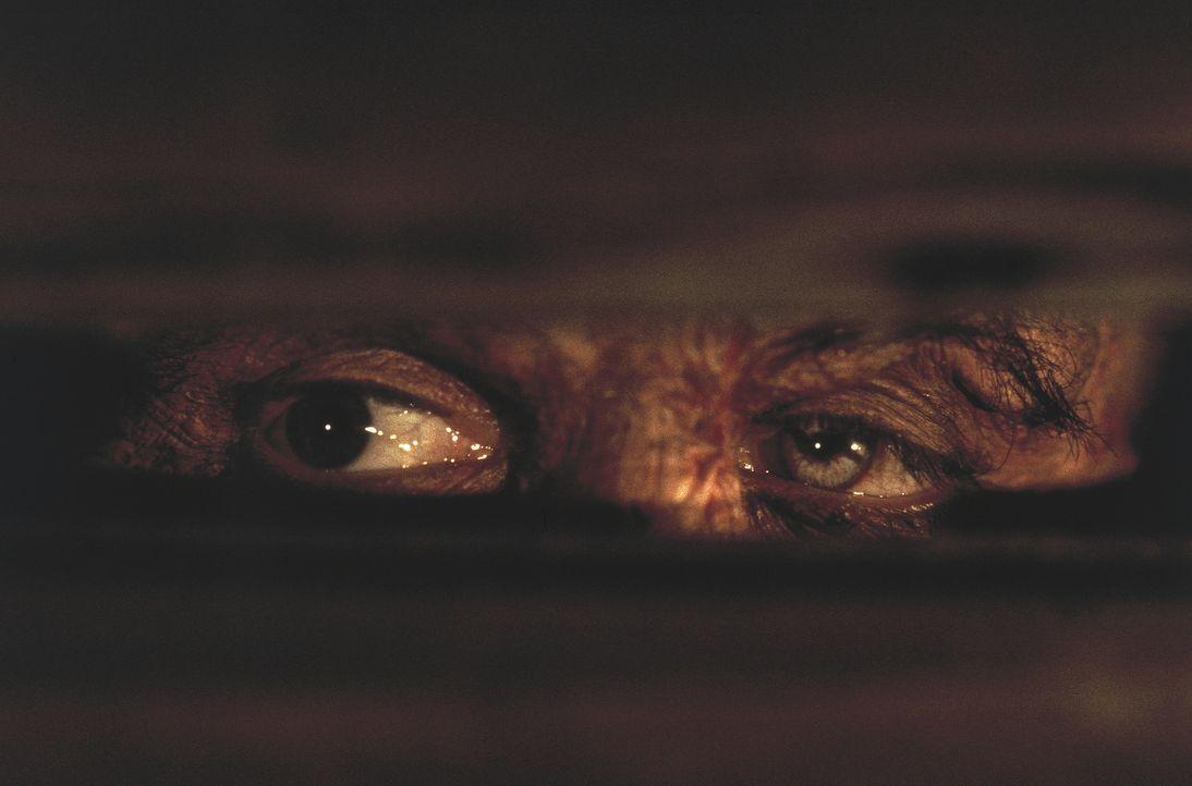 Forscher Victor Frankenstein schafft eine lebensfähige, aber furchtbar entstellte Kreatur (Robert De Niro) ... - Bildquelle: TriStar Pictures