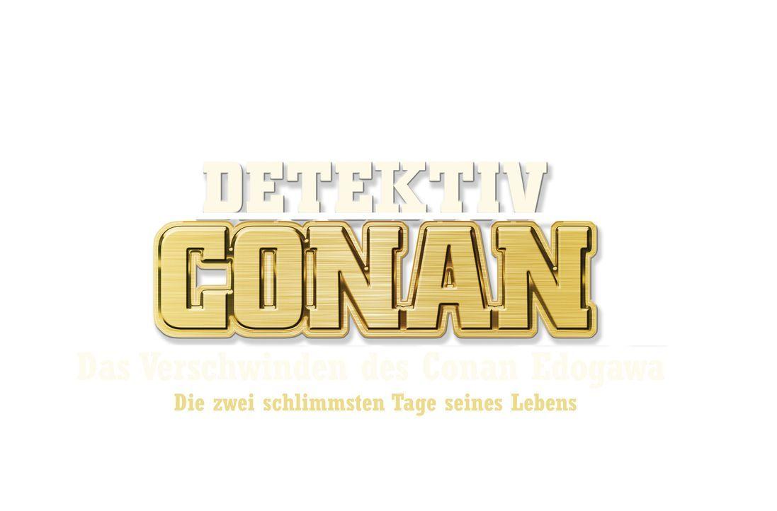 Detektiv Conan Special Movie: Das Verschwinden des Conan Edogawa - Die zwei schlimmsten Tage seines Lebens - Logo - Bildquelle: GOSHO AOYAMA/ Shogakukan ? Yomiuri TV ? TMS 2014 All Rights Reserved