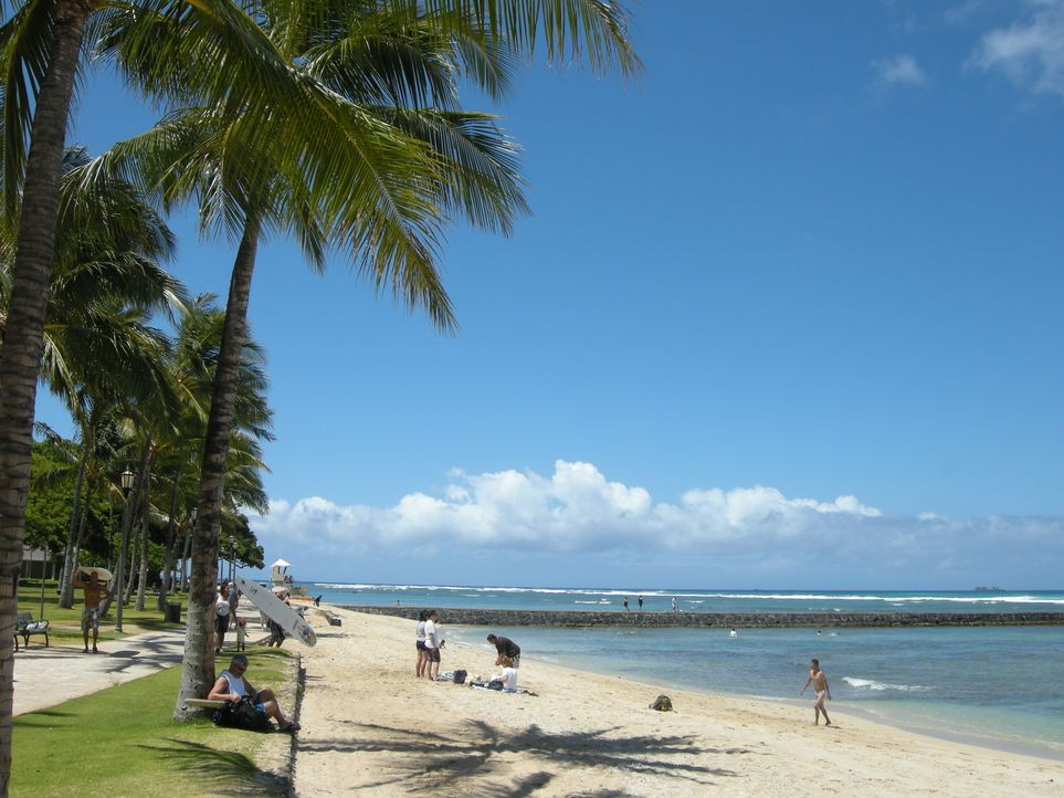Honolulu - Bildquelle: 2009, The Travel Channel, L.L.C.