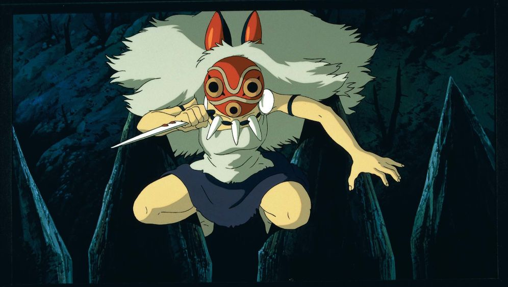 Prinzessin Mononoke - Bildquelle: Wild Bunch
