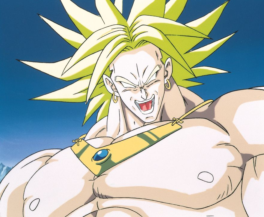 Broly - Bildquelle: Bird Studio/Shueisha, Toei Animation Film © 1993 Toei Animation Co., Ltd.
