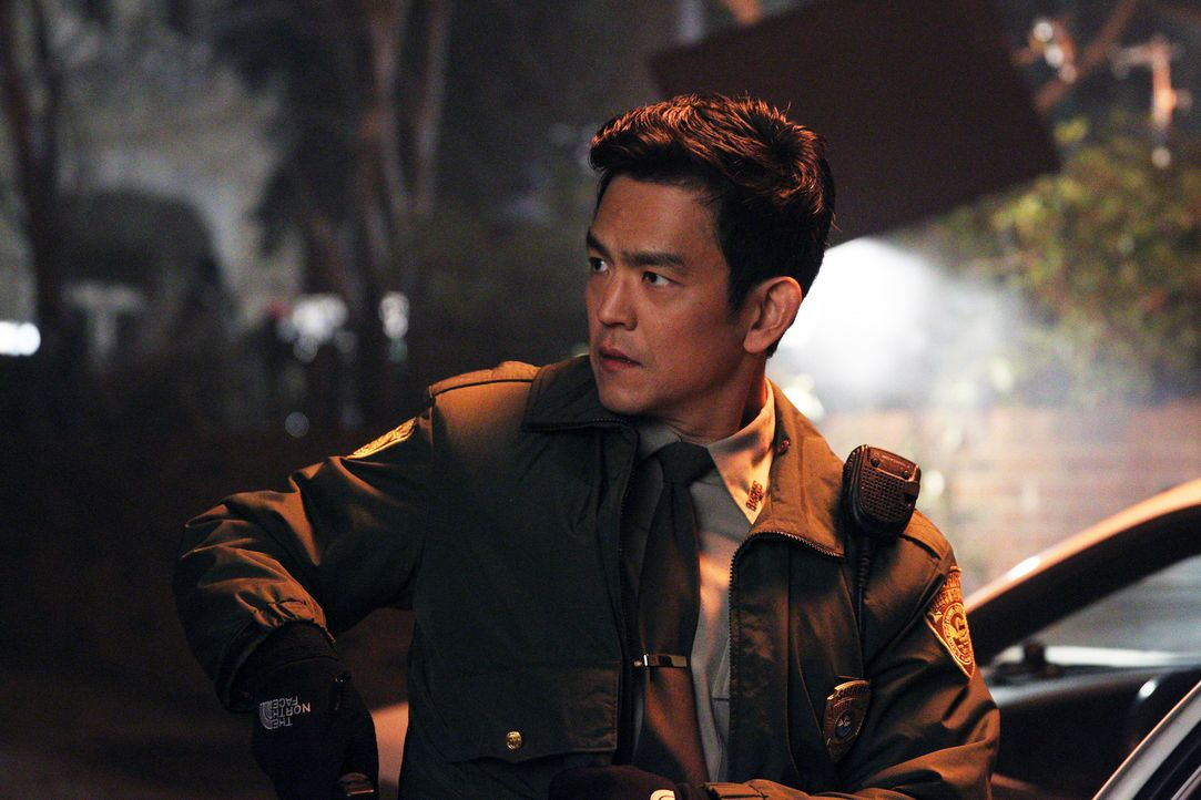 Kann nicht glauben, das Ichabod Crane aus der Vergangenheit kommen soll: Andy Dunn (John Cho) ... - Bildquelle: 2013 Twentieth Century Fox Film Corporation. All rights reserved.