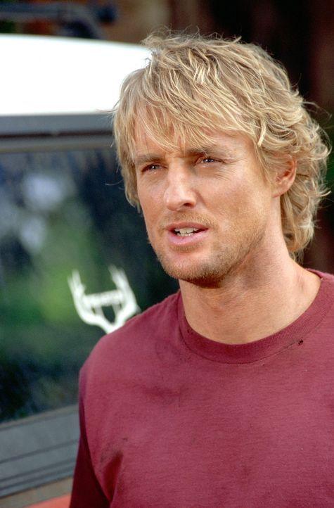 Jack Ryan (Owen Wilson) ist ein wahrer Pechvogel: Gerade hat er auf Hawaii seinen Job verloren, weil er dem Vorarbeiter eins mit dem Baseballschläge... - Bildquelle: Warner Bros.