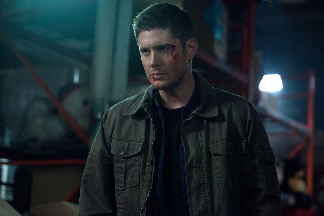 Während Dean (Jensen Ackles) damit beschäftigt ist, seinen Freund von dem Fluch zu befreien, entwickelt sich Amara unaufhaltsam weiter ... - Bildquelle: 2014 Warner Brothers