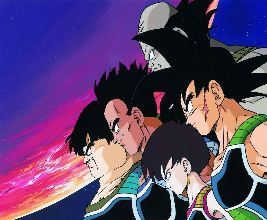 """Das erste Bardock-Special zur Serie """"Dragonball Z"""": Der Anime-Spie... - Bildquelle: Bird Studio/Shueisha, Toei Animation"""