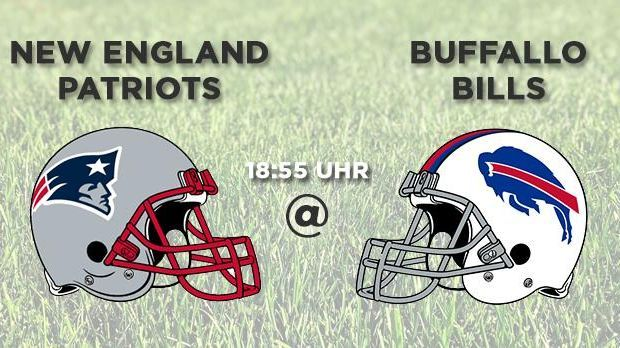 Spieltag 2 1855 Patriots at Bills