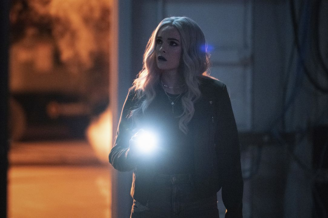 Frost (Danielle Panabaker) - Bildquelle: Warner Bros. Entertainment Inc. All Rights Reserved.