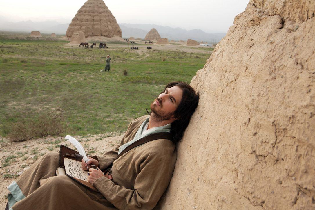 Sehnt sich nach Ruhe und Frieden: Marco Polo (Ian Somerhalder). - Bildquelle: 2006 RHI Entertainment Distribution, LLC