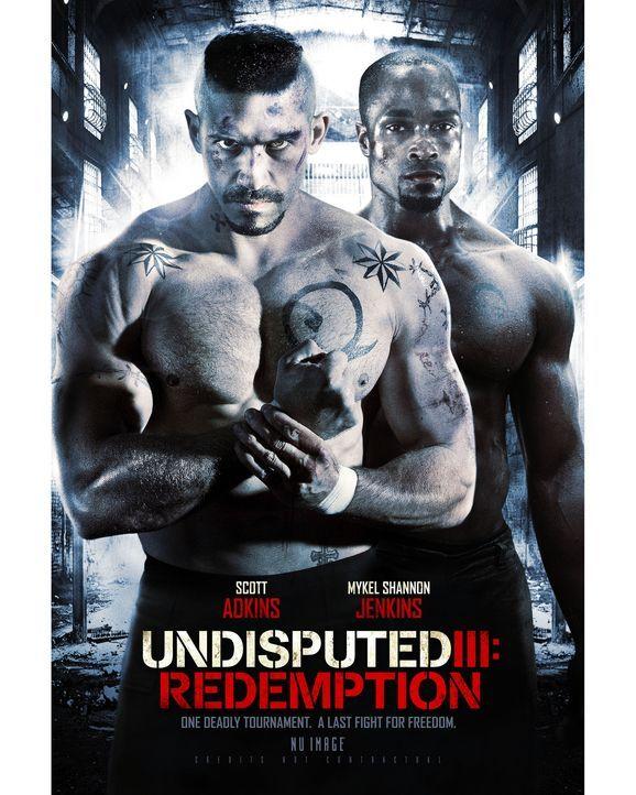 Undisputed 3: Redemption - Plakatmotiv - Bildquelle: Nu Image