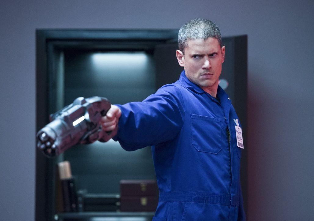 Ist Leonard Snart alias Captain Cold (Wentworth Miller) wirklich so kaltblütig und schreckt selbst vor Morden nicht zurück? - Bildquelle: 2015 Warner Brothers.
