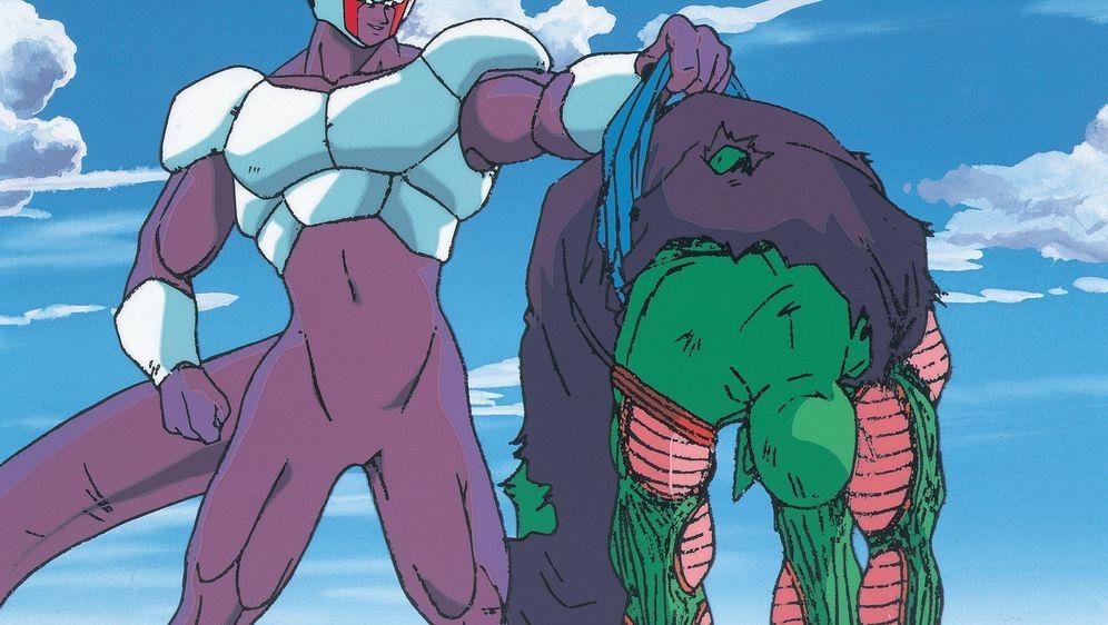 Dragonball Z: Rache für Freezer - Bildquelle: 1991 TOEI ANIMATION CO., LTD.