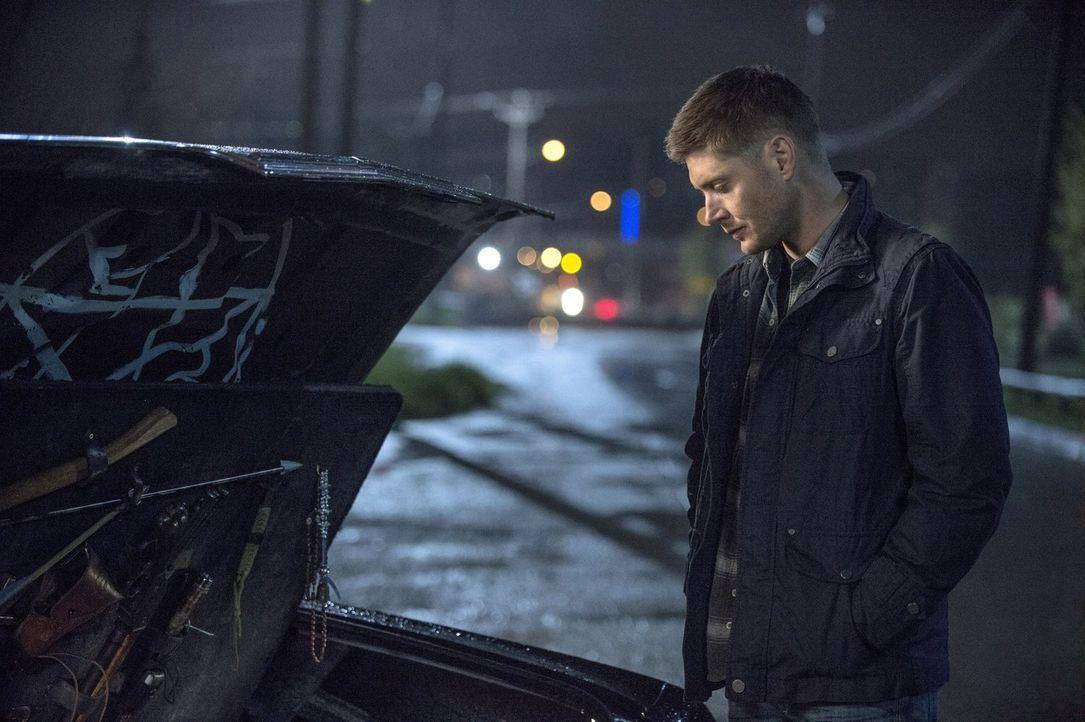 Hat Dean (Jensen Ackles) eine Chance, den angeblichen Wunderheiler außer Gefecht zu setzen? - Bildquelle: 2013 Warner Brothers