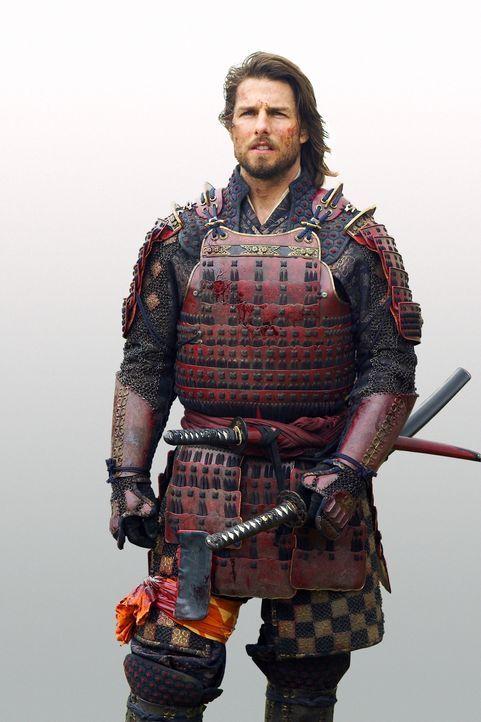 Obwohl Captain Nathan Algren (Tom Cruise) die Samuraikrieger vernichten soll, ist er schon bald überraschend stark beeindruckt von den Begegnungen m... - Bildquelle: Warner Bros.