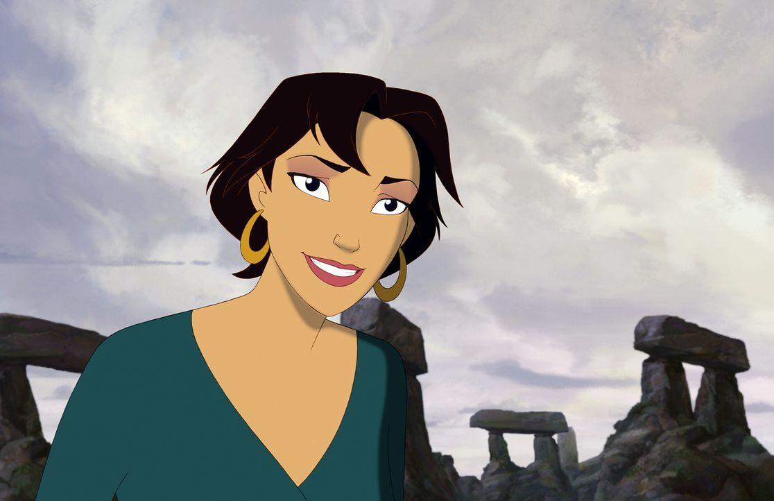 Marina, die schöne Verlobte von Proteus, setzt alles daran, dass Sinbad sich sofort auf die Suche nach dem heiligen Buch begibt, um damit das Leben... - Bildquelle: DreamWorks SKG