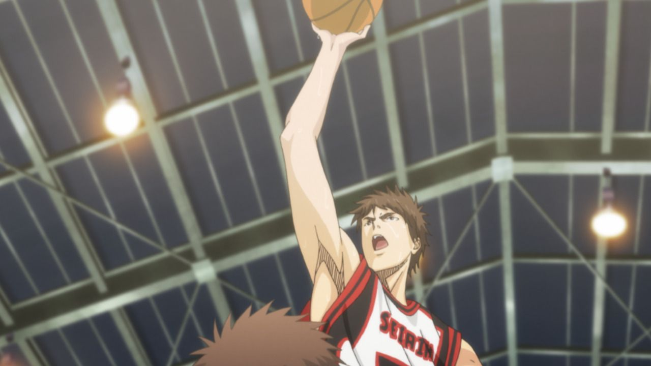 Wie sind er Basketballklub der Seirin-Oberschule! - Bildquelle: Tadatoshi Fujimaki/SHUEISHA, Team Kuroko