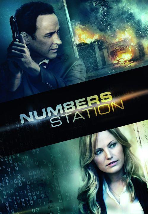 NUMBERS STATION - Artwork - Bildquelle: 2012 Universum Film GmbH - Alle Rechte vorbehalten.