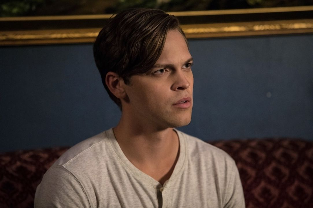 Jack (Alexander Calvert) - Bildquelle: Jack Rowand 2017 The CW Network, LLC. All Rights Reserved / Jack Rowand