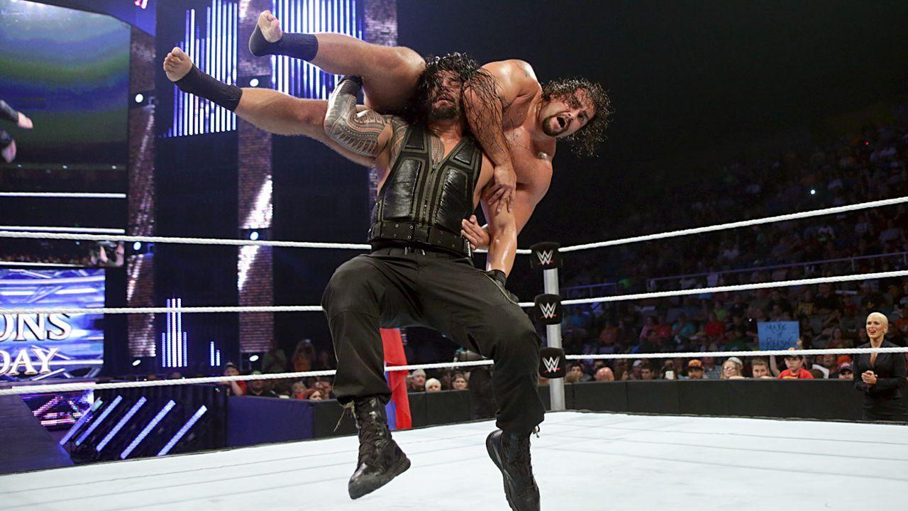 Bilder SmackDown 20. September (2)