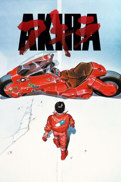 Akira - Artwork - Bildquelle: 1988 MASHROOM/ AKIRA COMMITTEE All Rights Reserved.