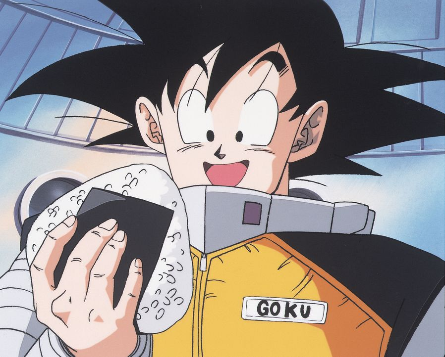Son Goku - Bildquelle: 1992 TOEI ANIMATION CO., LTD.