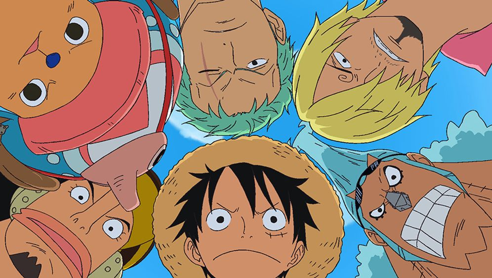 - Bildquelle: Eiichiro Oda/Shueisha, Toei Animation