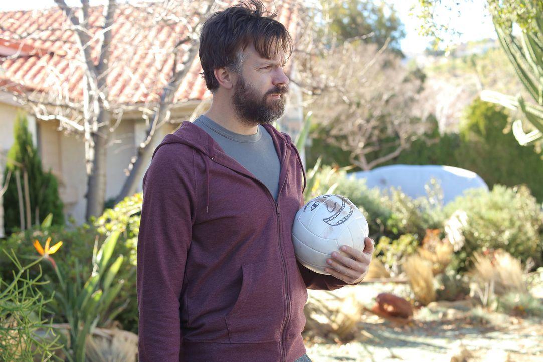 Mike (Jason Sudeikis) wirft Tandy gemeine Dinge an den Kopf, um ihn zum Gehen zu bewegen, denn er will nicht, dass sein Bruder mit ansehen muss, wie... - Bildquelle: 2015-2016 Fox and its related entities.  All rights reserved.